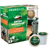 Green Mountain Coffee® Breakfast Blend, Decaf Keurig® K-Cup® Pods, 18 Count