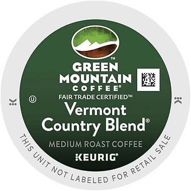 Keurig® K-Cup® Green Mountain® Vermont Country Blend Coffee, Regular, 24 Pack