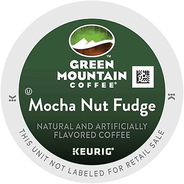 Keurig® K-Cup® Green Mountain® Mocha Nut Fudge Coffee, 24/Pack