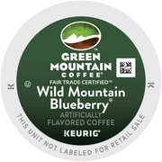 Keurig® K-Cup® Green Mountain® Wild Mountain Blueberry Coffee, Regular, 96/Carton (6783)