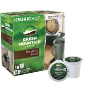 Green Mountain Coffee® Regular Keurig® K-Cup® Pods, 18 Count, Assorted Flavors