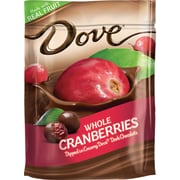 Dove Dark Chocolate Cranberries 26oz