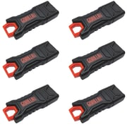 EP Staples GorillaDrive 16GB Rugged USB Flash Drive 6-Pack