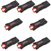 EP Staples GorillaDrive 8GB Rugged USB Flash Drive 8-Pack