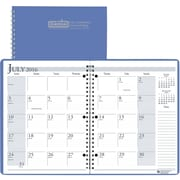 "2016-2017 House of Doolittle, Academic Monthly Planner, 8.5"" x 11"", Bright Blue, (26308-17)"