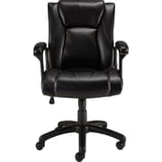 Staples Bristone Luxura Managers Chair, Black