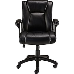 Staples Bristone Luxura Managers Chair - Black