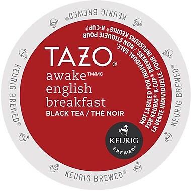 Keurig® K-Cup® Starbucks® Tazo® Awake™ English Breakfast Tea, Regular, 16 Pack