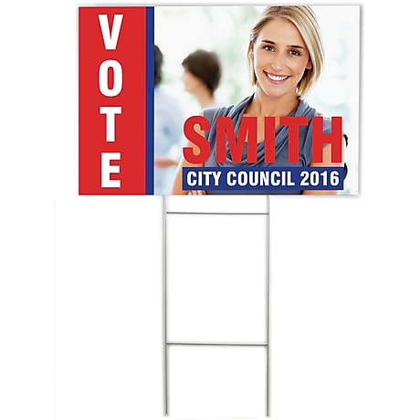 Custom Campaign Signs