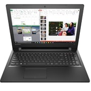 "Lenovo Ideapad 300, 15.6"", 4 GB RAM, 500 GB Hard Drive, Intel® Core™ i3-6100U Processor, Windows 10 Laptop"
