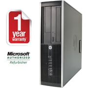Refurbished HP 6000 PRO Small Form Factor Core 2 Duo-2.66GHz, 4GB Ram, 750GB Hard Drive, DVDRW Drive with Win 7 Pro 64bit