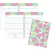 """2016-2017 Staples® Large Academic Weekly/Monthly Planner, 14 Months, July Start, 8"""" x 11"""", Design (27106-16)"""