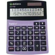 Datexx 2-Line Desktop Accounting Calculator, DD-7722