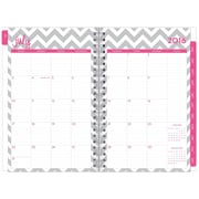 "2016-2017 Dabney Lee for Blue Sky ""Ollie"" 5 x 8 Weekly/Monthly Planner (18401)"