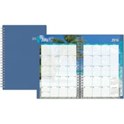 2016-2017 Blue Sky Endless Summer 5 x 8 Weekly/Monthly Planner (18727)