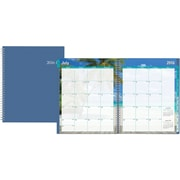 2016-2017 Blue Sky Endless Summer 8.5 x 11 Weekly/Monthly Planner (18726)