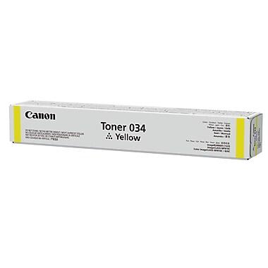 Canon 034 Yellow Toner (9451B001AA)
