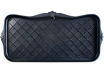 Multy Home Majestic Boot Tray, 15' x 30', Black