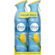 Febreze® Air Effects Air Freshener Spray, Happy Spring, 9.7 oz., 2/Pack