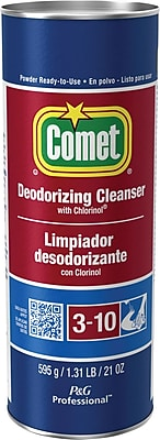 Comet Deodorizing Cleanser with Chlorinol 21 oz.