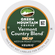 Green Mountain Coffee® Vermont Country Blend® Decaf Coffee K-Cup® Packs, 96 Pack