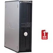 Refurbished DELL 760 Tower Intel C2Q-2.33GHz 4GB Ram 500GB Hard Drive DVD Win 7 Pro(64bit)