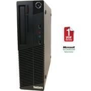 Refurbished Lenovo M80 Small Form Factor Intel Corei3-3.2GHz 8GB Ram 1TB Hard Drive DVDRW Win 7 Pro(64bit)