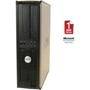 Refurbished Dell 380 Desktop Intel C2D-2.93GHz 4GB Ram 160GB Hard Drive DVD Win 7 Pro(64bit)