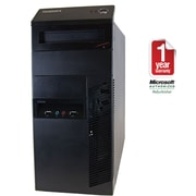 Refurbished Lenovo M81 Tower Intel Corei3-2120 3.3Ghz 4GB Ram 500GB Hard Drive DVD-CDRW Win 10 Pro(64bit)