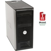 Refurbished DELL 755 Tower Intel C2D-3.0GHz 4GB Ram 250GB Hard Drive DVD Win 7 Home Premium