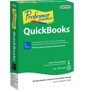 Professor Teaches Quickbooks 2016 for Windows (1 User) [Boxed]