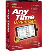 Anytime Organizer Deluxe 15 for Windows (1 User) [Boxed]