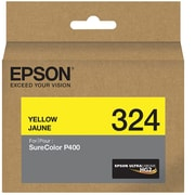 Epson 324 UltraChrome HG2 Yellow Ink Cartridge (T324420)