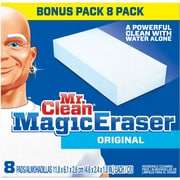 Mr. Clean® Magic Eraser, 8/Pack