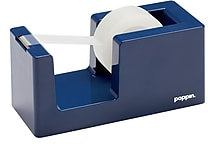 Poppin Navy Tape Dispenser