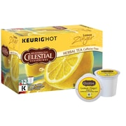 Celestial Seasonings® Lemon Zinger® Herbal Tea K-Cups®, 12 Pack