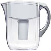 Brita Grand Water Filter Pitcher, White, 10 Cup (35565)