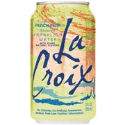 LaCroix Peach-Pear Sparkling Water, 12 oz. cans, 24/Pk