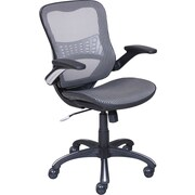 Serta® Fusion Ergonomic Manager Mesh Chair - Silver