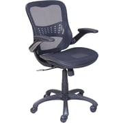 Serta® Fusion Ergonomic Manager Mesh Chair - Black