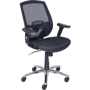 Serta® Galaxy Ergonomic Manager Mesh Chair - Black