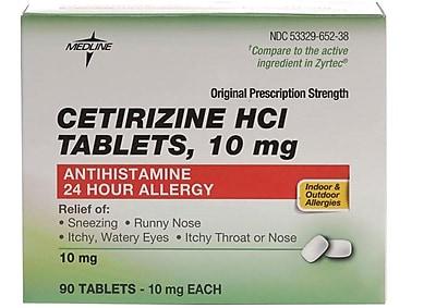 Cetirizine and pseudoephedrine | PeaceHealth