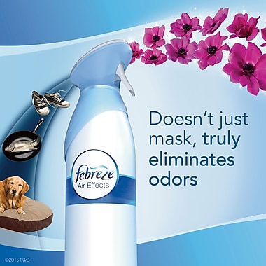 Febreze® Air Effects Air Freshener Spray, Spring & Renewal, 9.7 oz., 2/Pack