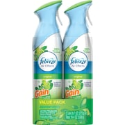 Febreze® Air Effects Air Freshener Spray with Gain®, 9.7 oz., 2/Pack