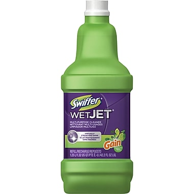 Swiffer® Wet Jet Multi-Purpose Refill Solution with Gain