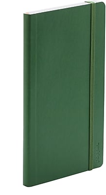 Poppin Hunter Green Medium Softcover Notebooks Set of 25