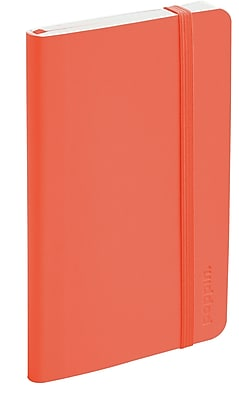 Poppin Coral Small Softcover Notebooks Set of 25