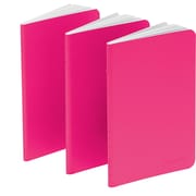 Poppin Pink Mini Notebooks, Set of 50