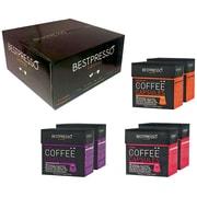 Bestpresso® Compatible Nespresso® Pods, Intense Variety Pack, 120 Capsules (BEST-126VARI-INTS-6)