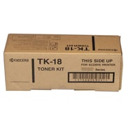 Kyocera TK18 Black Toner Cartridge